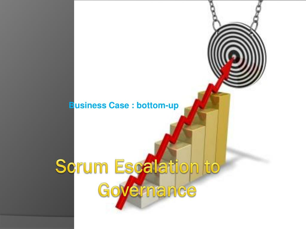 Business Case : bottom-up