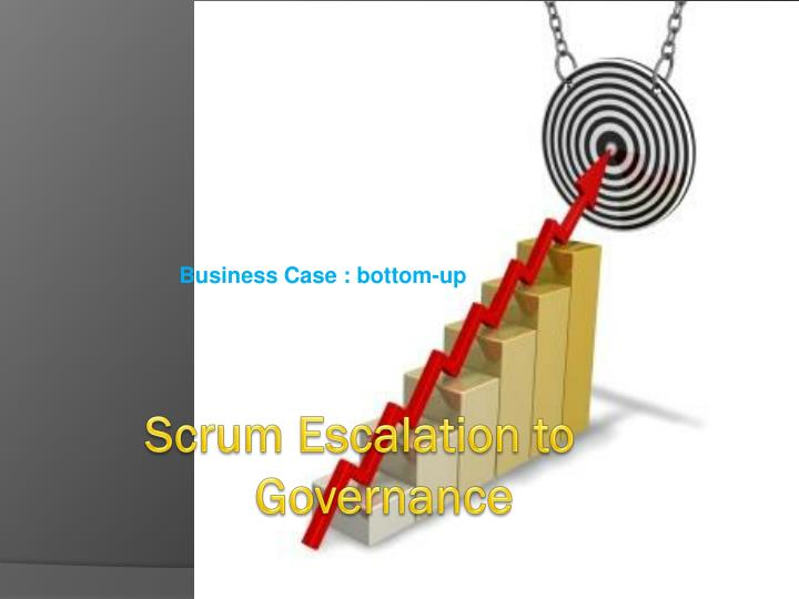 Business case bottom up
