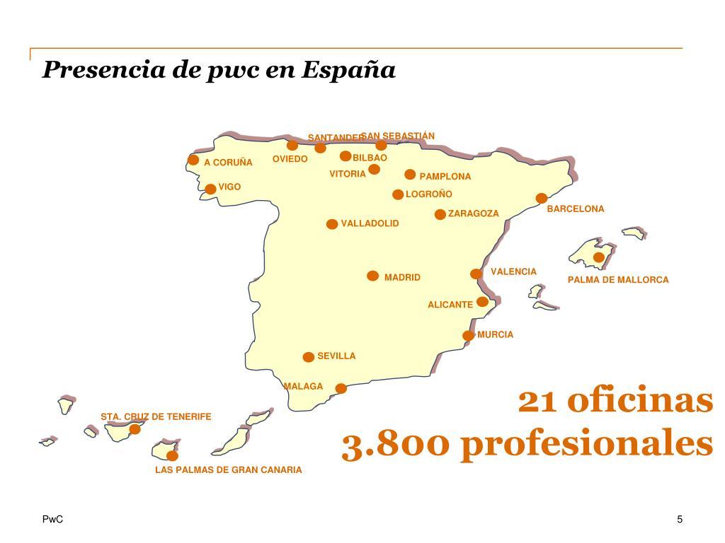 Ppt pwc powerpoint presentation id 308836 - Oficina seguros mapfre las palmas de gran canaria ...