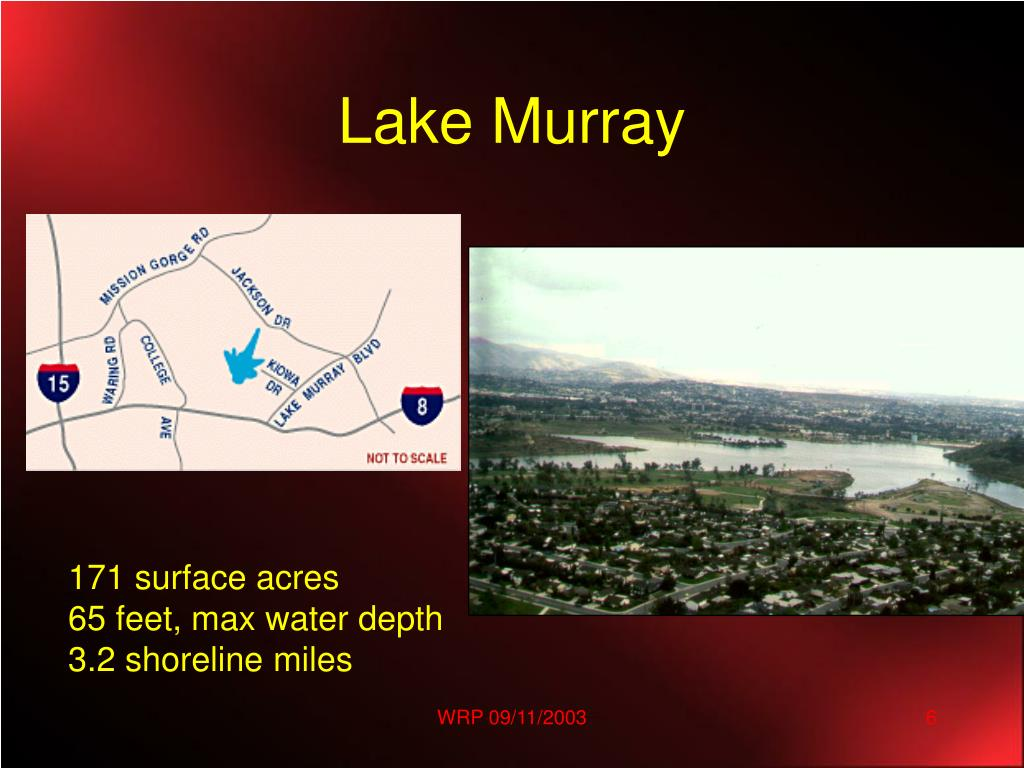 Lake Murray