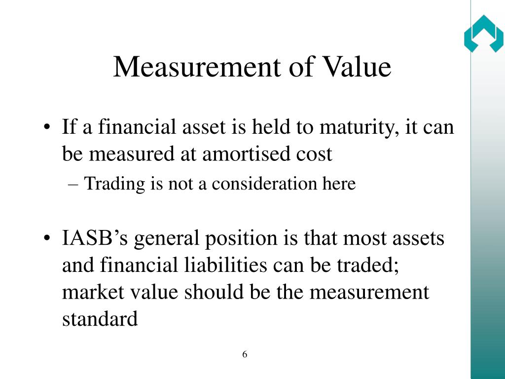 Measurement of Value