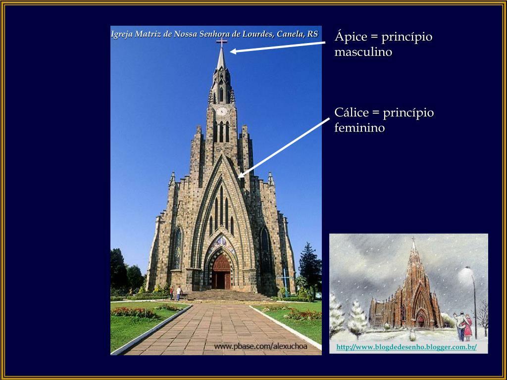 Igreja Matriz de Nossa Senhora de Lourdes, Canela, RS