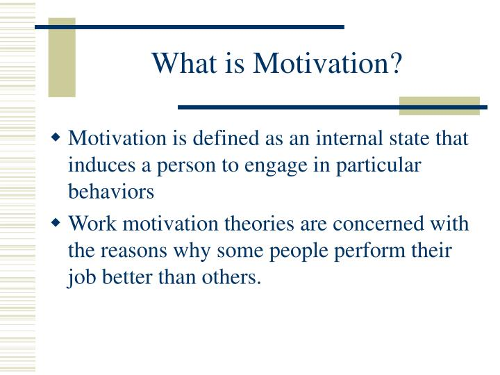 What is motivation l.jpg