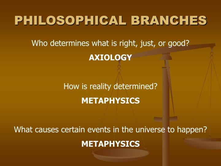 Philosophical branches3