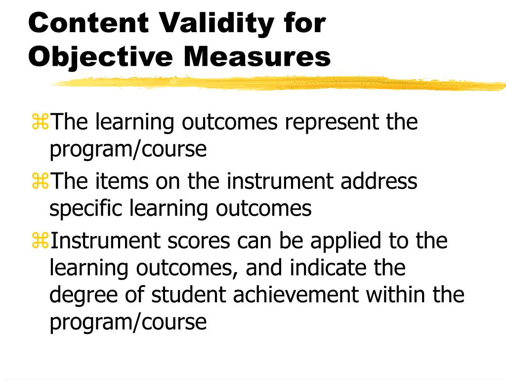 a description of the validity of assessment and reliability of assessment Reliability and validity in assessment description: reliability view more how to improve test reliability and validity: implications for grading.