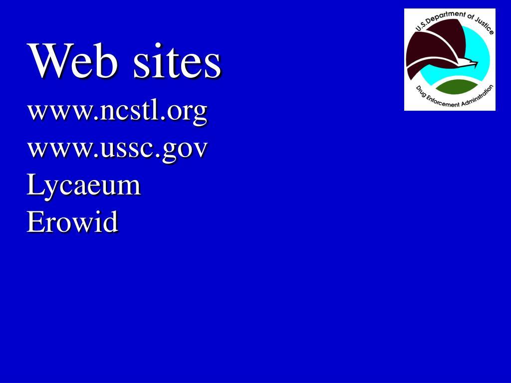 Web sites