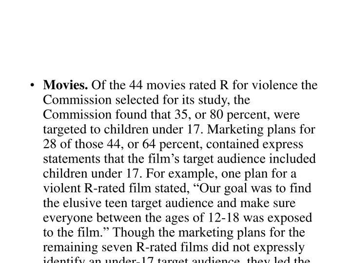 Movies.