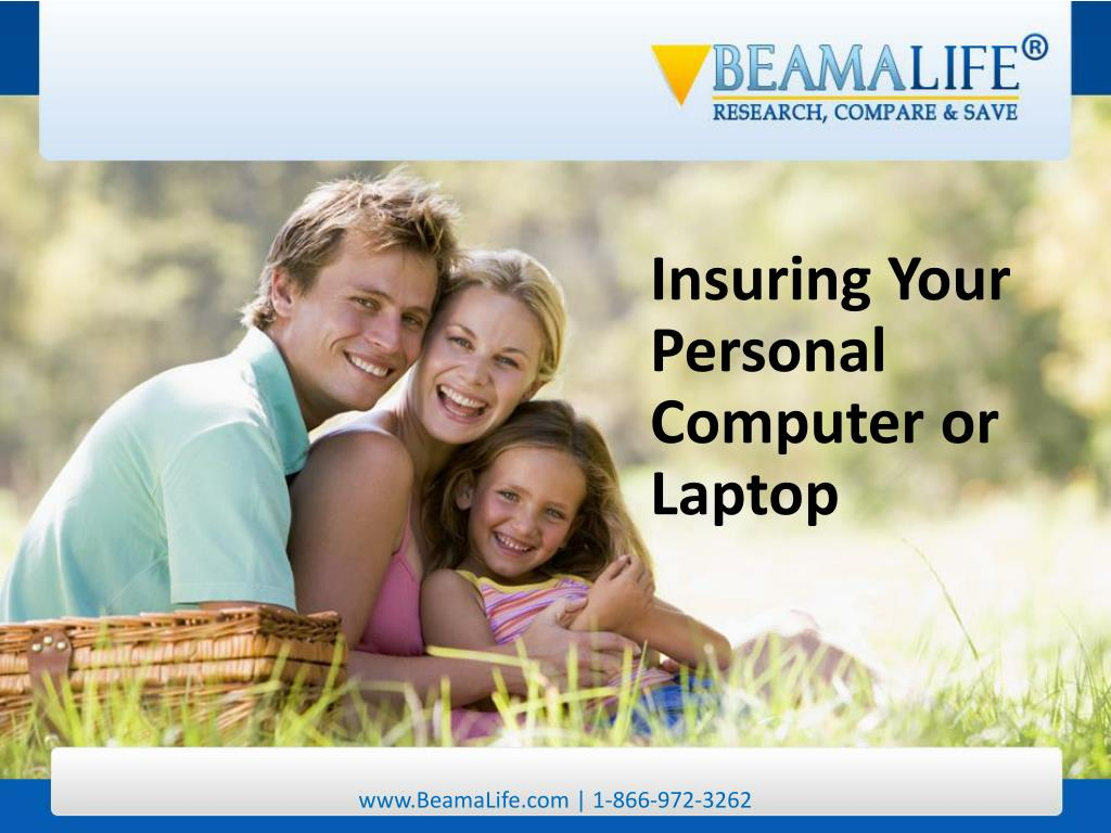 Insuring Your Personal Computer or Laptop