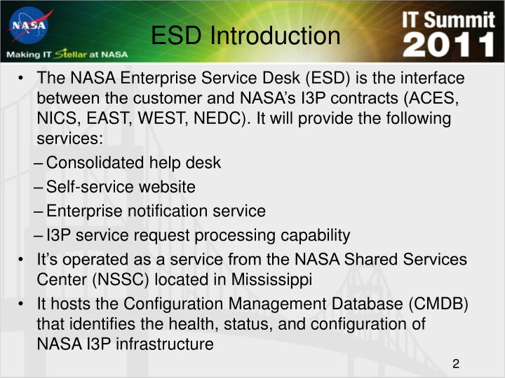 Esd introduction