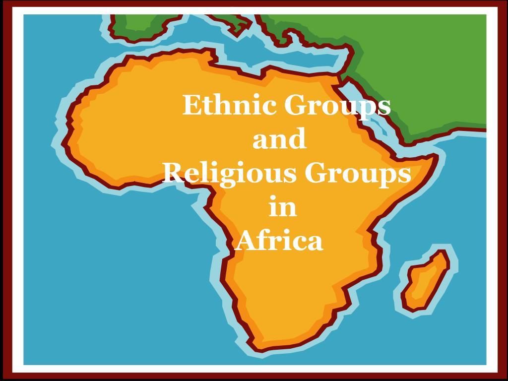 Ethnic Groups