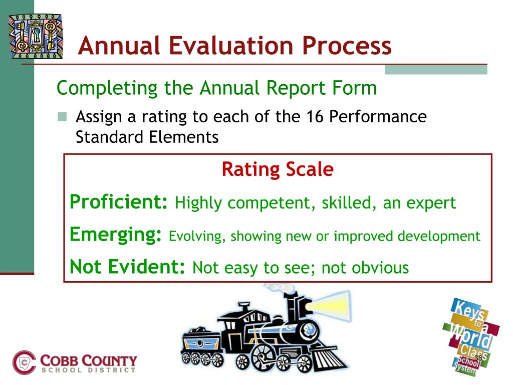 Annual Evaluation Process