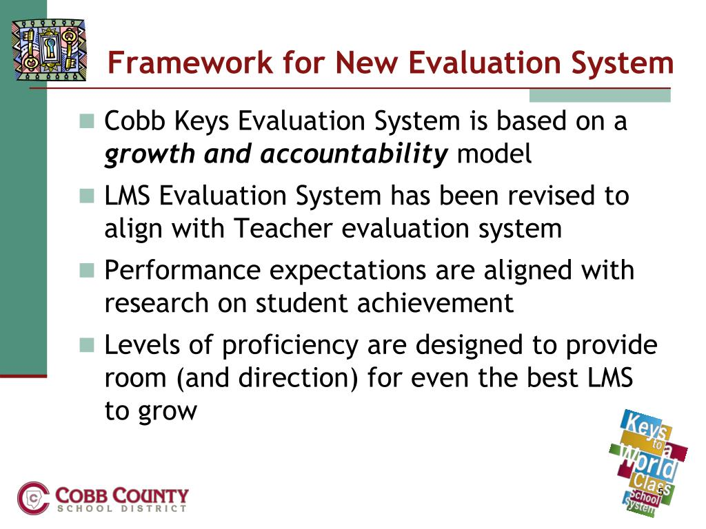 Framework for New Evaluation System