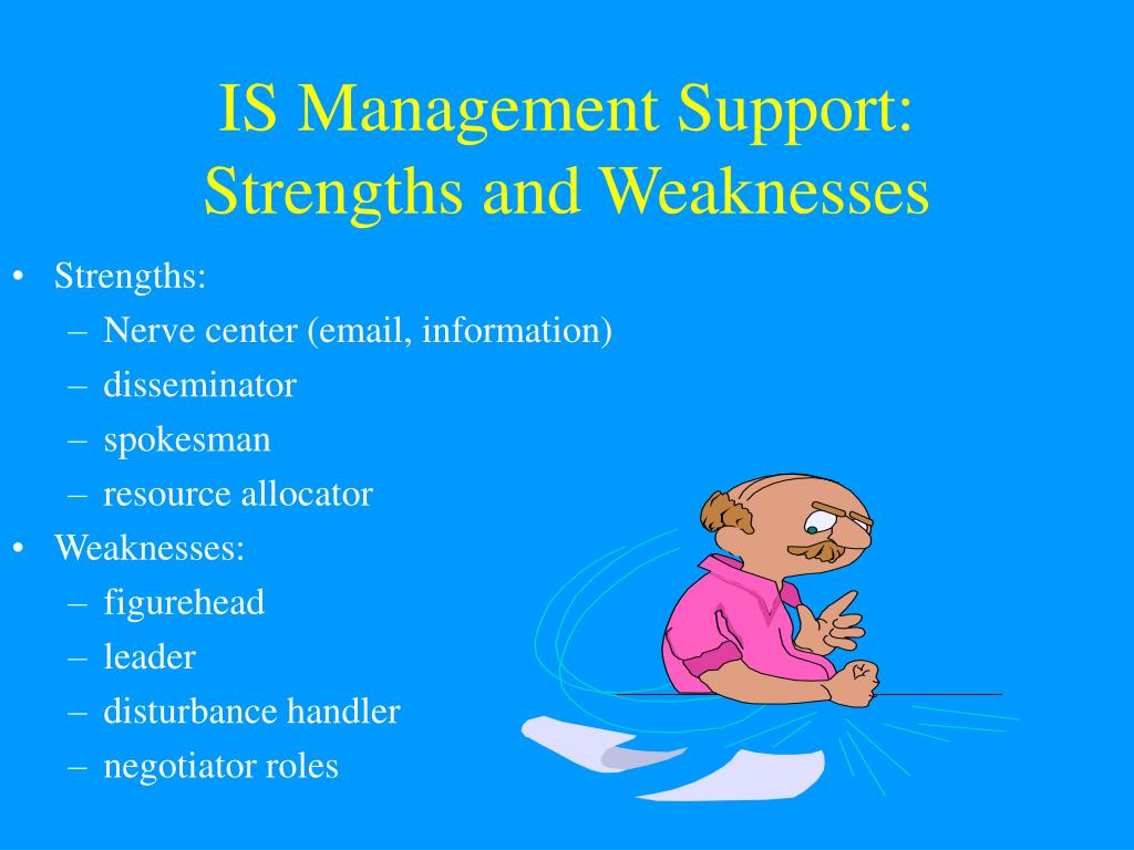 strength and weakness in management Learn about muscle weakness on healthgradescom, including information on symptoms, causes and treatments.