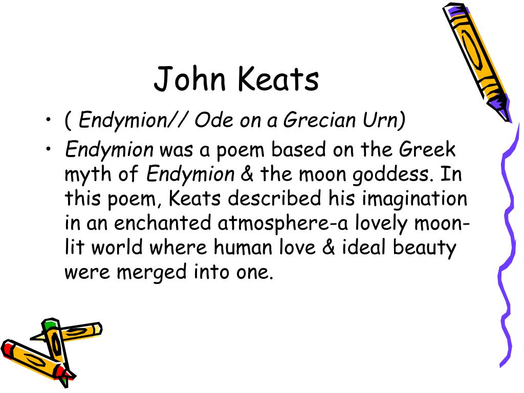 hellenism by john keats John keats ode to a nightingale 625 points leaving cert english 625 points  this in particular is sometimes called hellenism in a greek myth,.