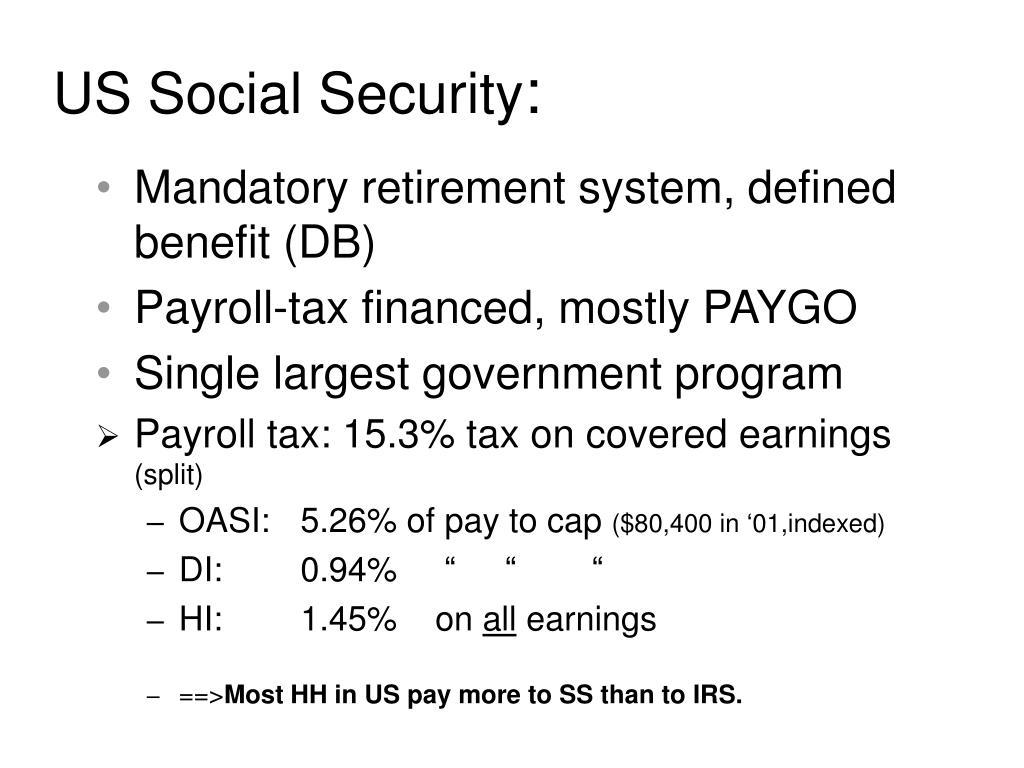 social security not a retirement plan