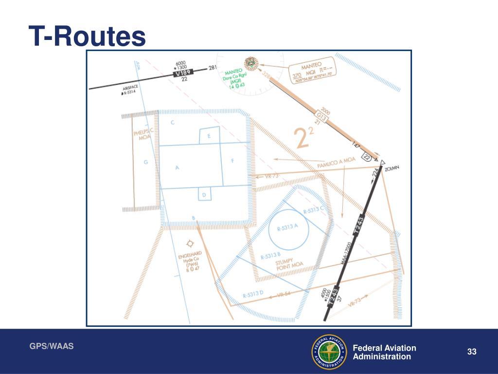 T-Routes