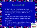 program staff15