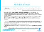 mobility forum6