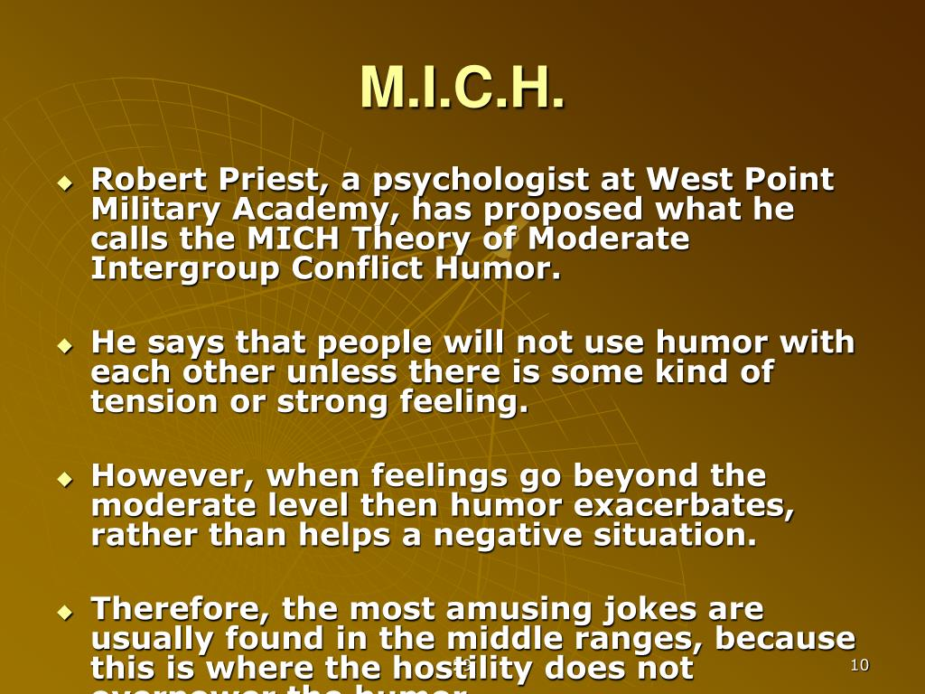 M.I.C.H.