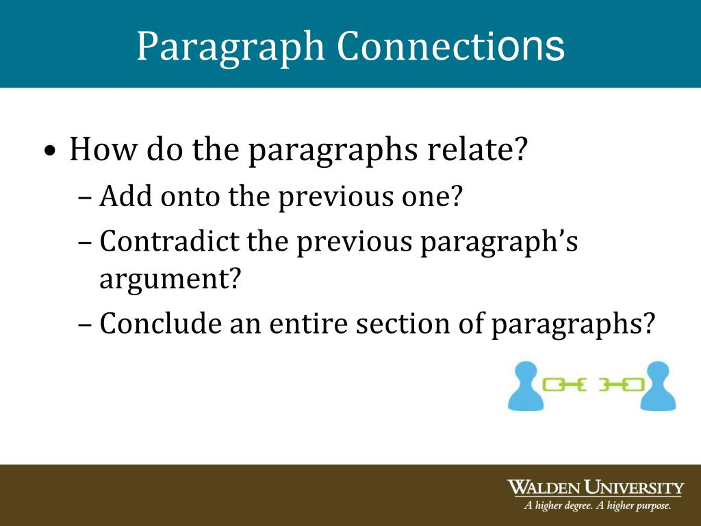 Paragraph Connecti