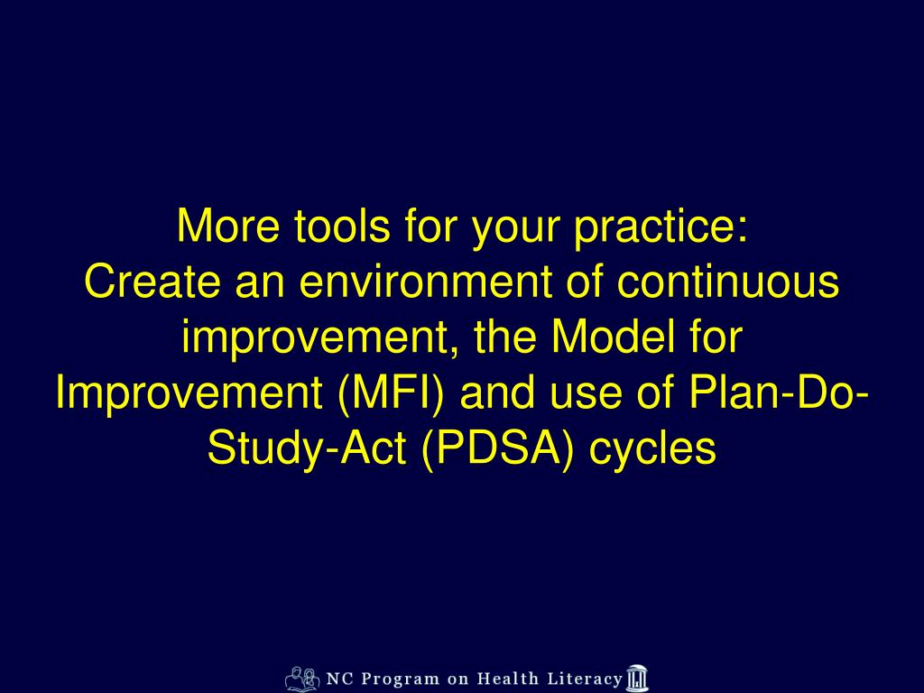 More tools for your practice: