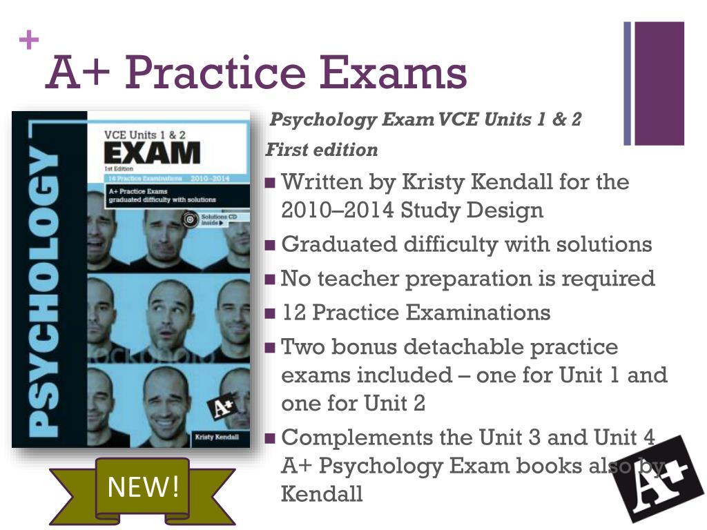 A+ Practice Exams