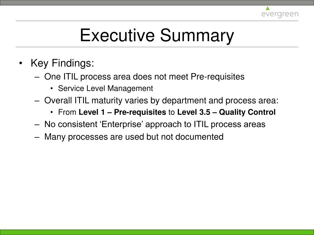qi executive summary Of peer groups and the national experience executive summary dashboards  for selected registries that offer big-picture reviews, at-a-glance assessments and .