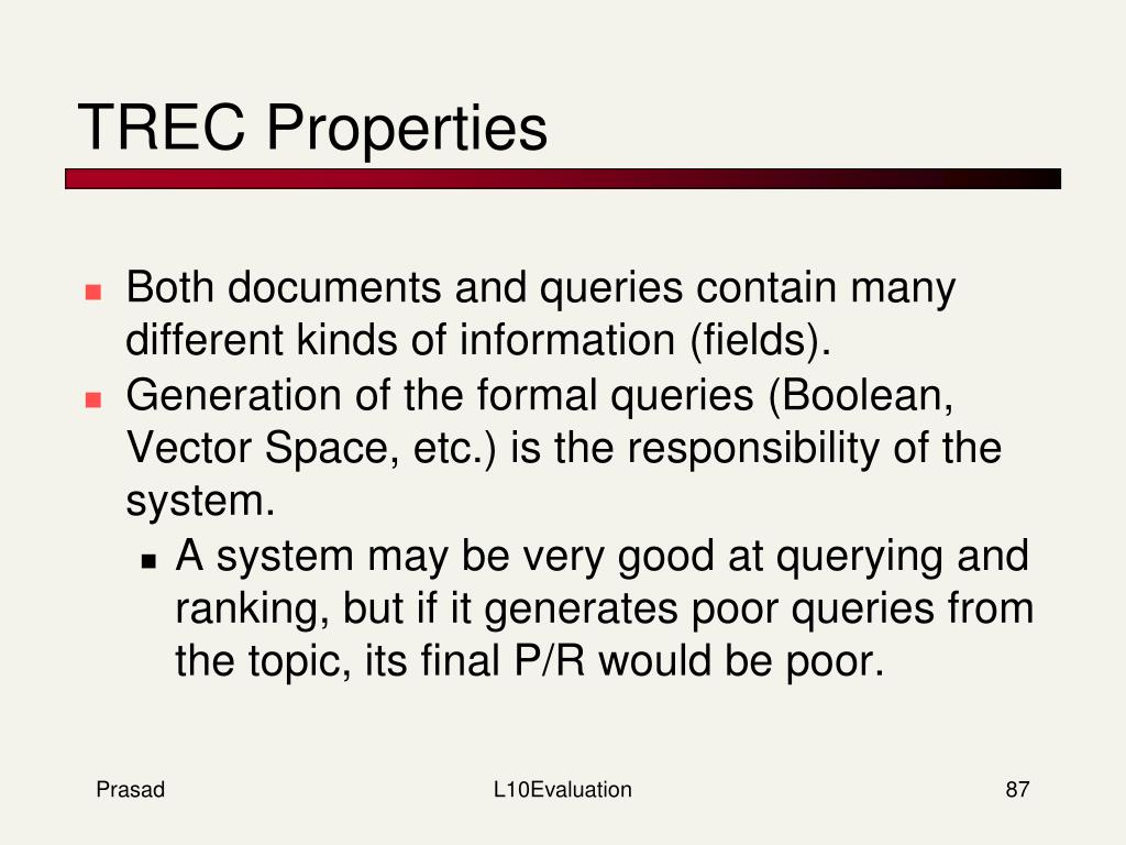 TREC Properties