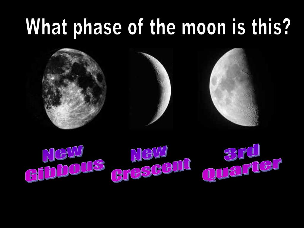 What phase of the moon is this?