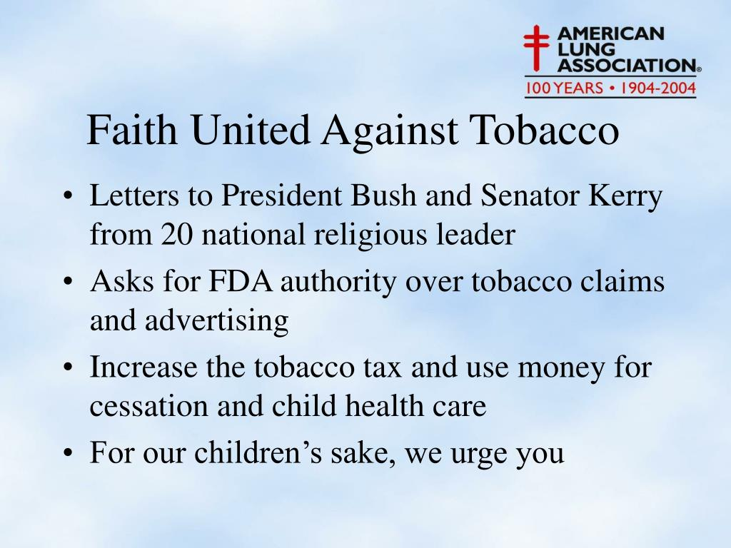 Letters to President Bush and Senator Kerry from 20 national religious leader
