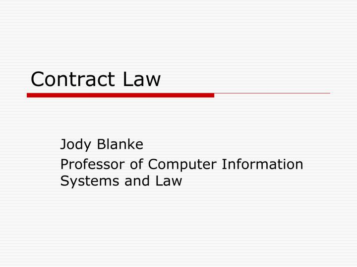 Contract law l.jpg