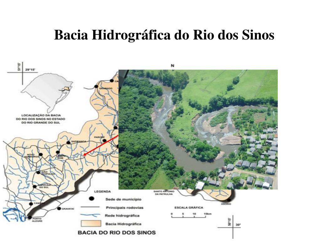 Bacia Hidrográfica do Rio dos Sinos