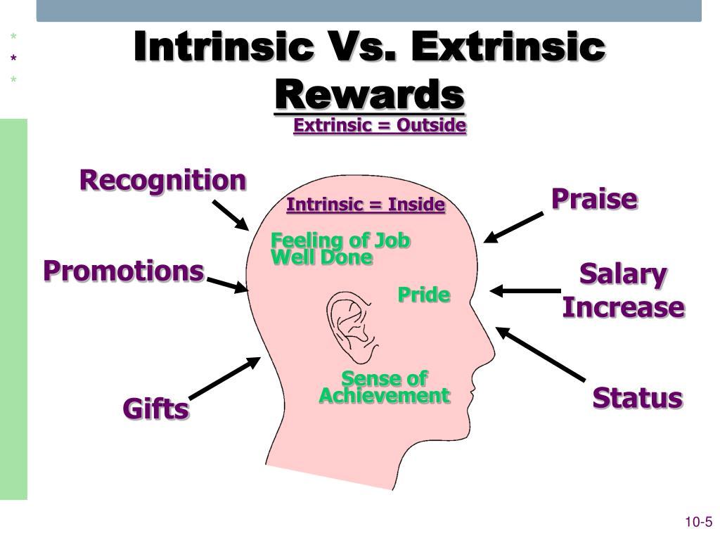 Intrinsic Vs. Extrinsic