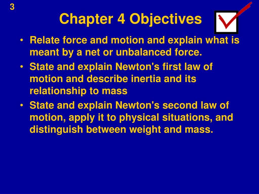 force inertia and momentum relationship