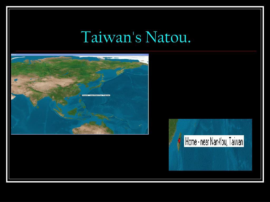 Taiwan's Natou