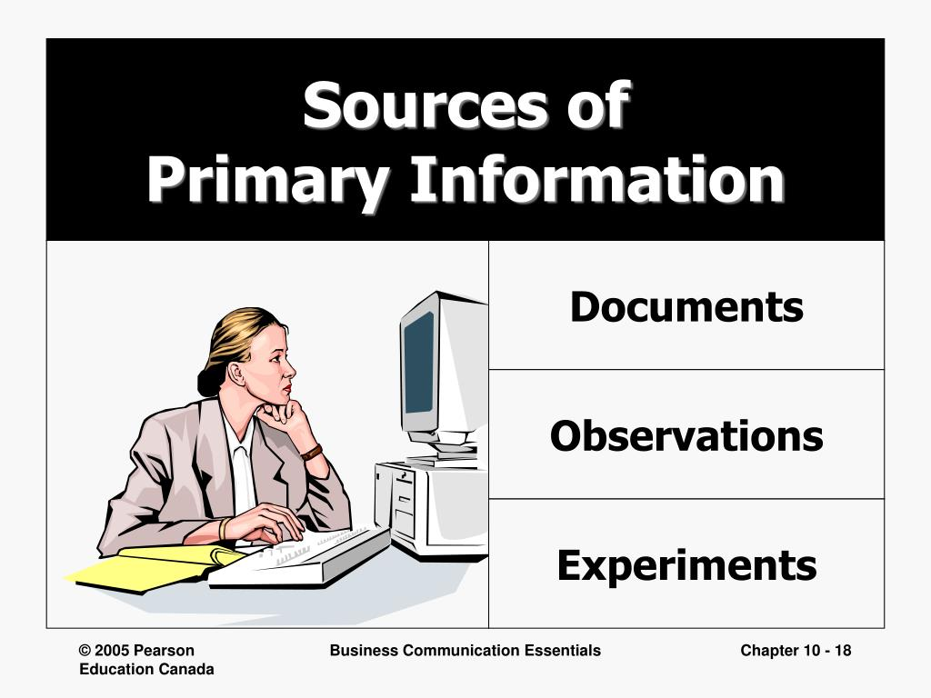 sources of information in business Private company research a source useful for both current business information and state directories, and other public information sources.