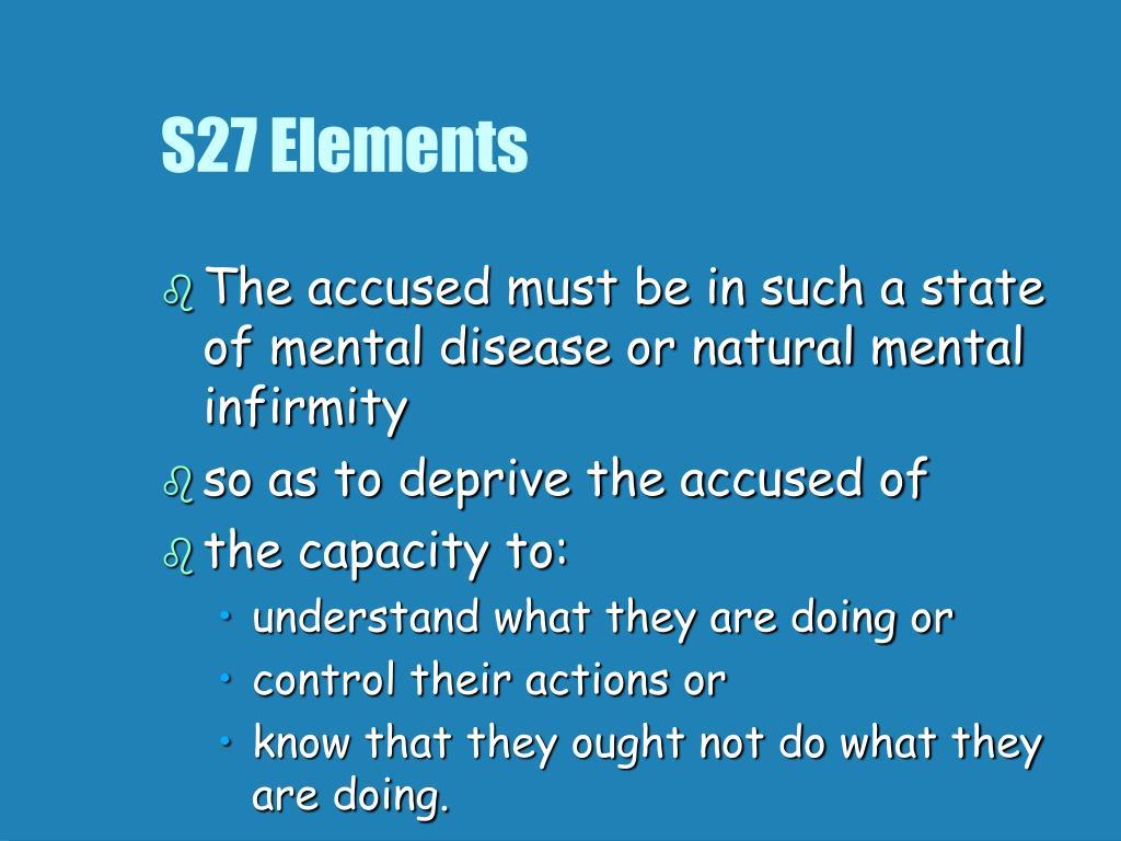S27 Elements