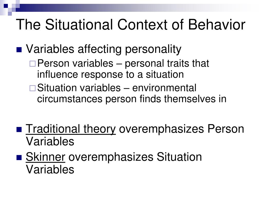 influences that can affect a persons What are the factors that affect this can be clearly hellersberg found from his study that after parents the most influencing factor on a person's.
