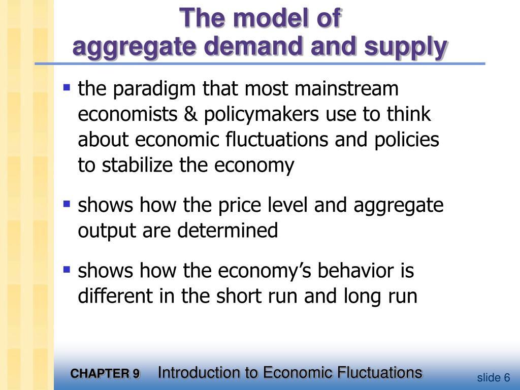 The model of