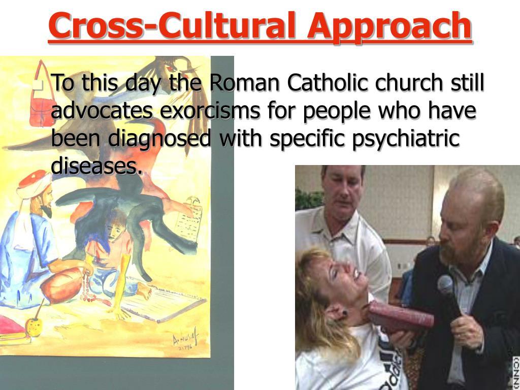 Cross-Cultural Approach