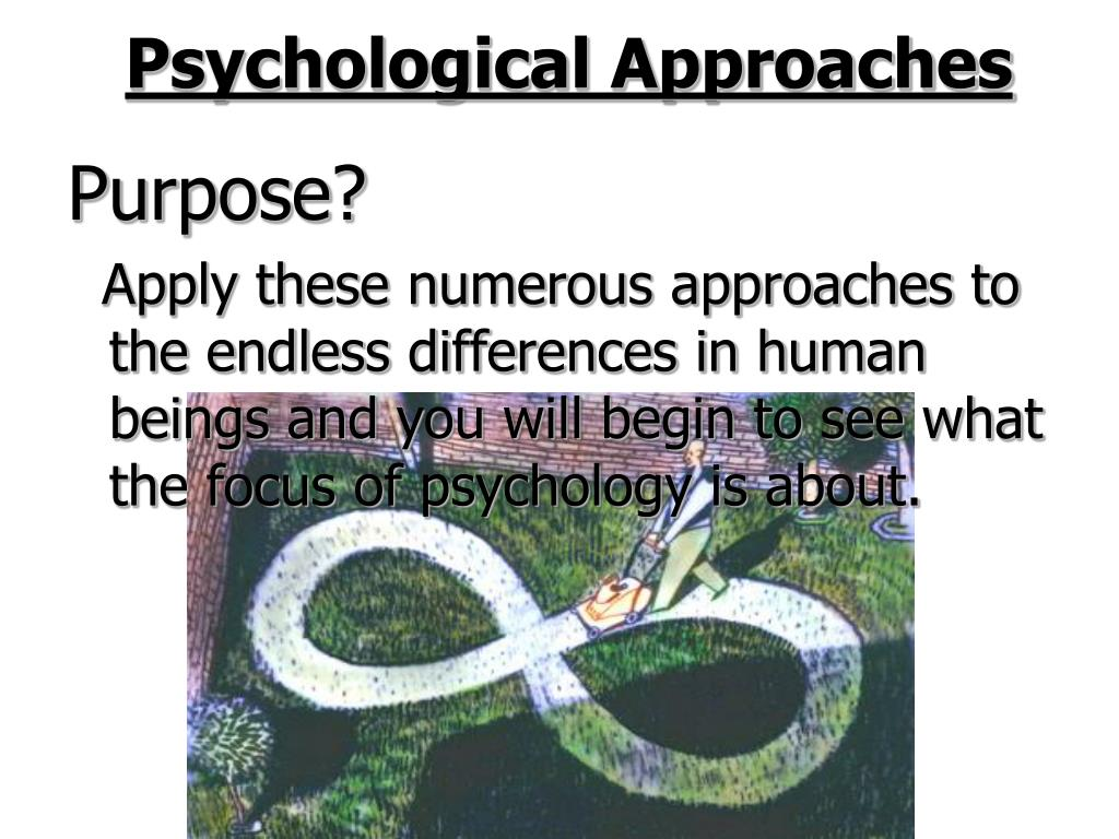 Psychological Approaches