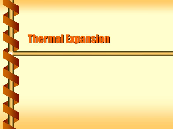 Thermal expansion l.jpg