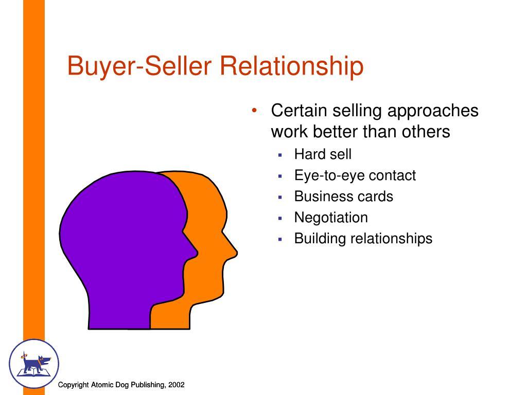 Buyer-Seller Relationship