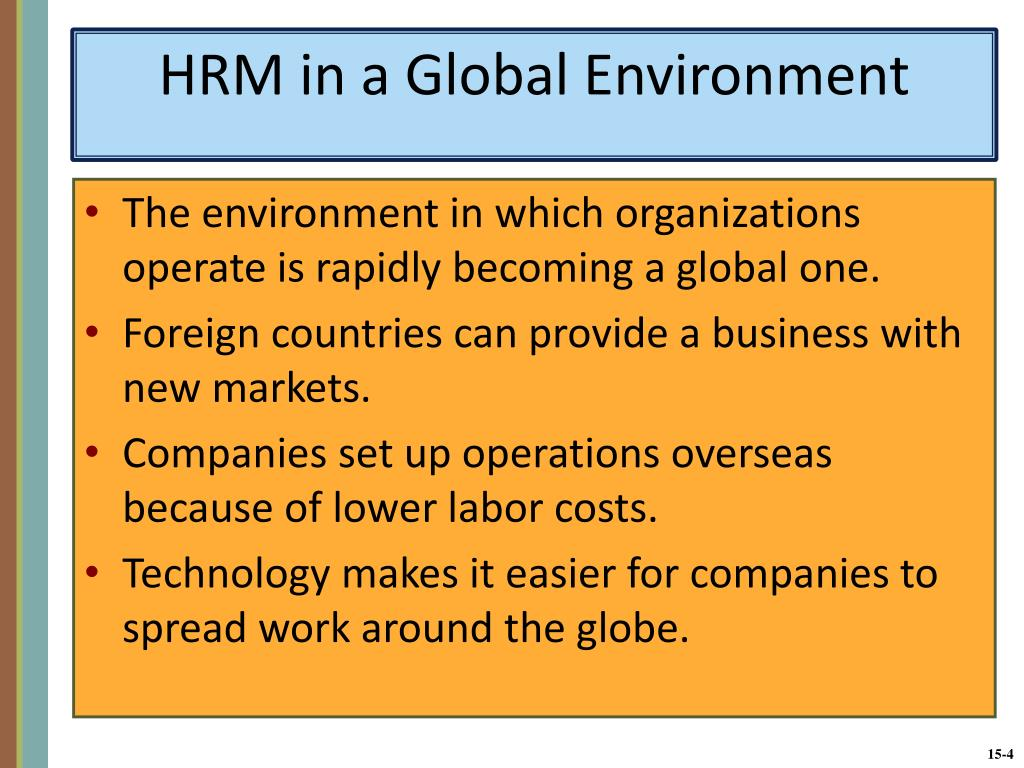 "gmr case study managing hr in a global environment essay Continue reading ""essay: human resource management and employee commitment continue reading ""essay: influential leadership: a case study of michael joseph."