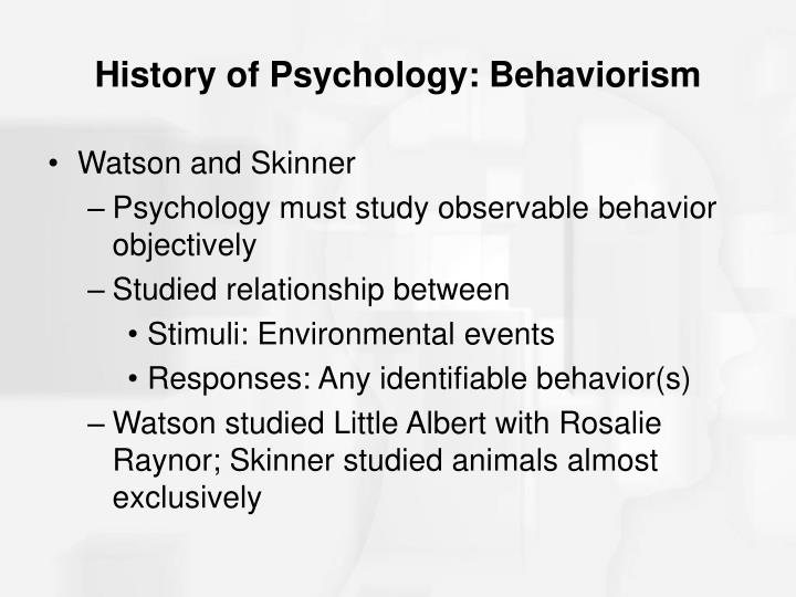 any behaviourism skinner Verbal behavior by b f skinner william james lectures harvard university 1948 to be published by harvard university press reproduced by permission of b f skinner.