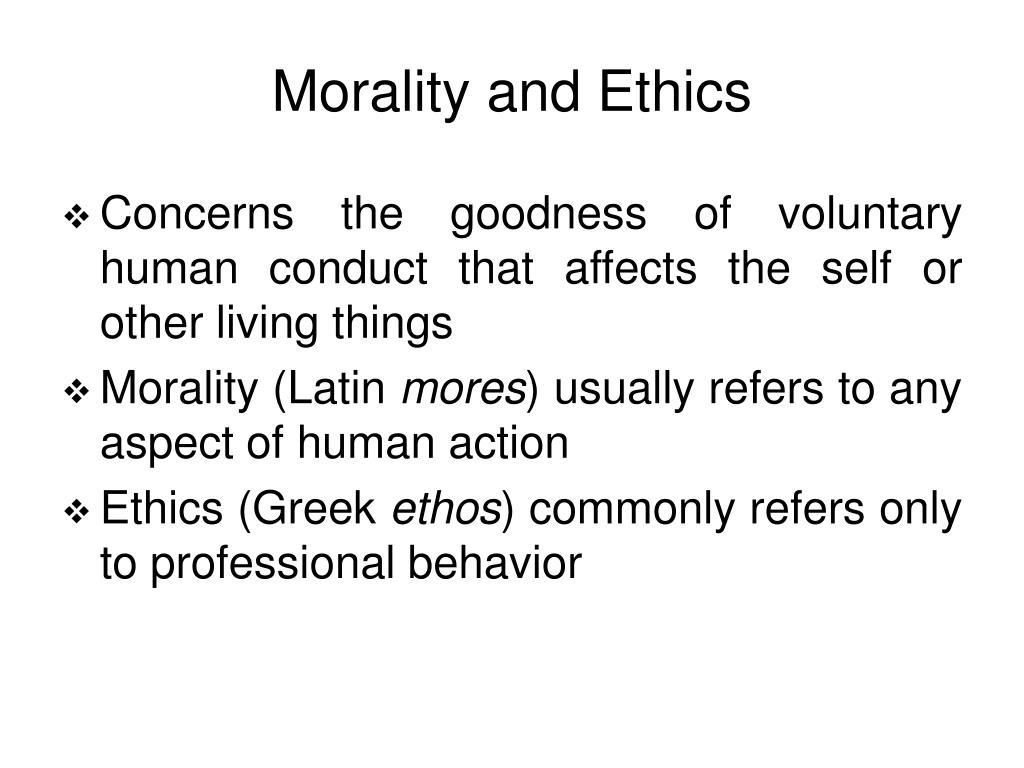 environmental ethics case study ppt