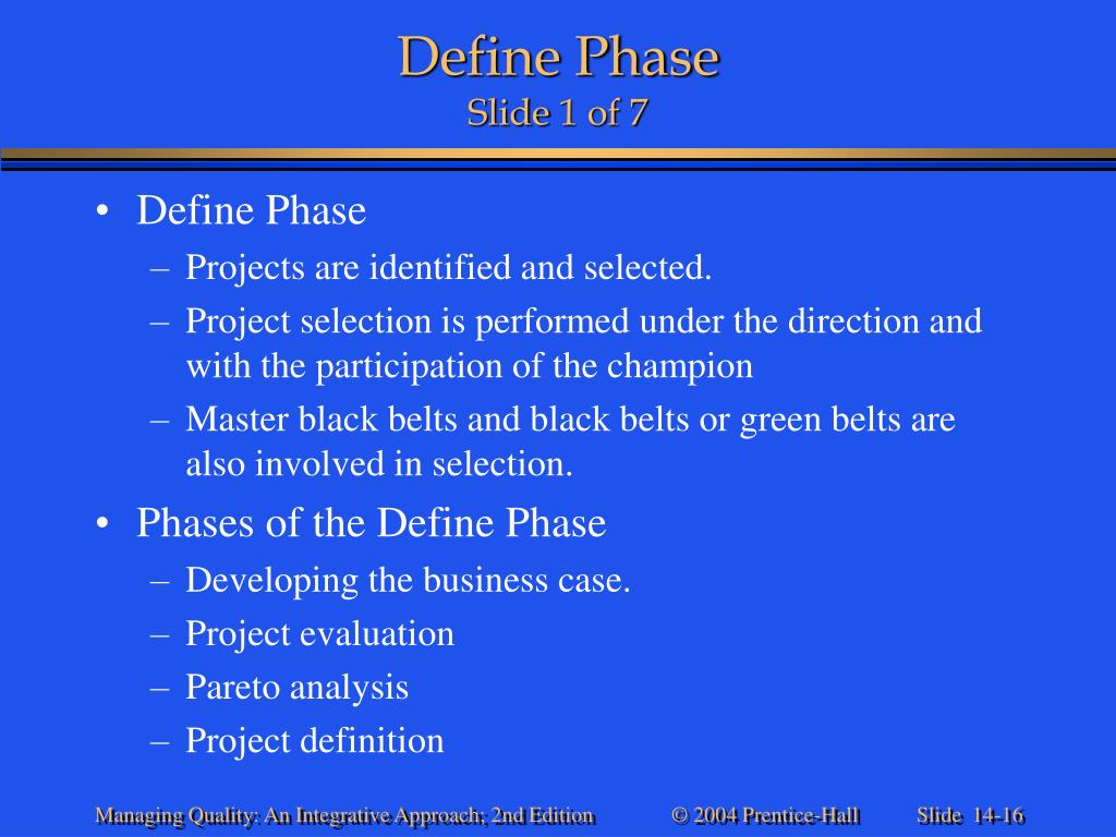 evaluate the project definition phase of the regency plaza project