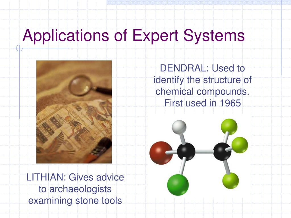 Applications of Expert Systems