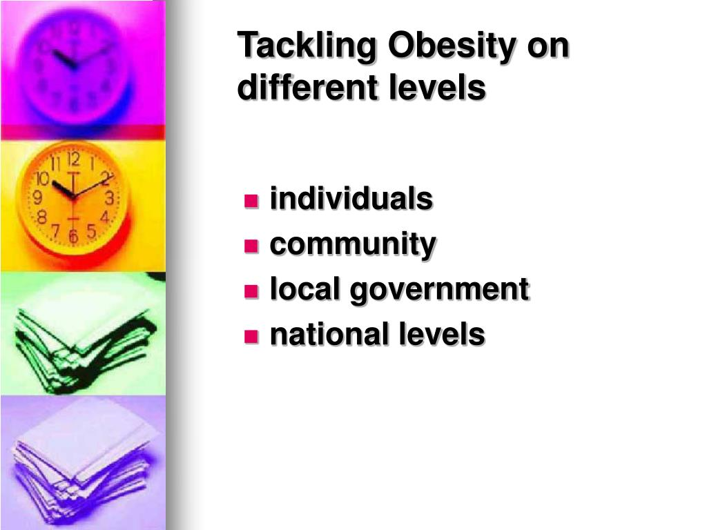 We need a whole systems approach to tackle obesity