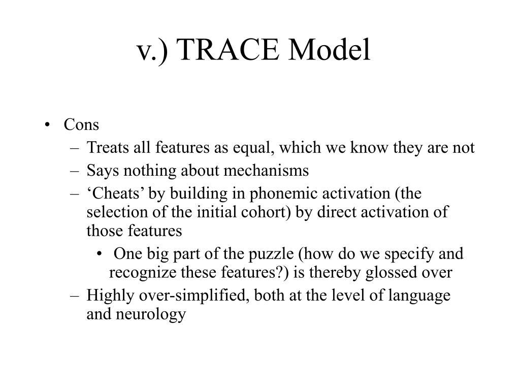 PPT - Speech Comprehension PowerPoint Presentation - ID:316168